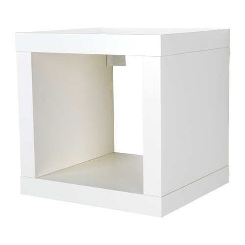 Ikea Kallax Scaffale Bianco 42x42 Cm