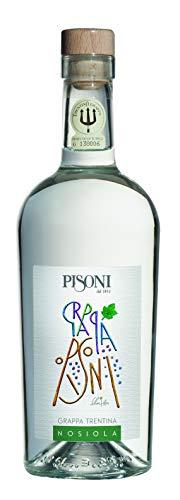 grappa trentina nosiola 0,70 l 43% vol. alc. Pisoni