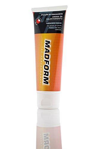Madform Crema de Calentamiento Muscular - 120 ml