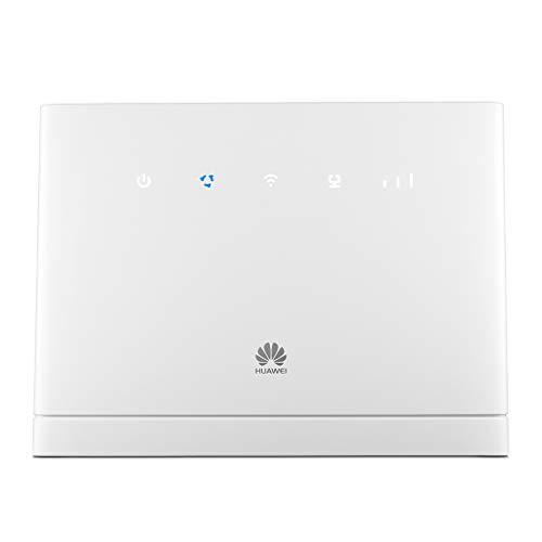Huawei B315s-22 Weiss 4G LTE-TDD-WLAN-Router 150Mbit (LTE, HSPA, 32 User) WWAN, 4-Port-Switch, 802.11b/g/n