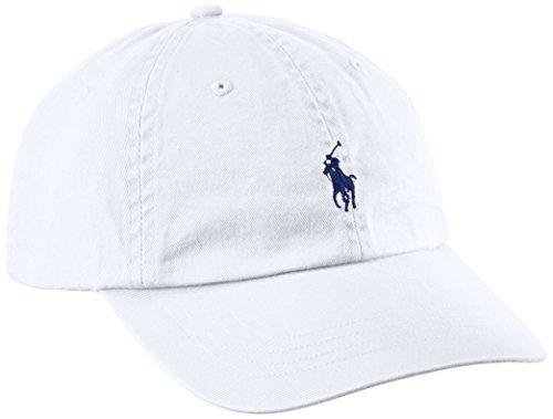 Polo Ralph Lauren Classic Sport Cap W/PP, Gorra de béisbol para Hombre, Mehrfarbig (A0H09) Talla única