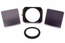 Formatt-Hitech - Kit de iniciación (densidad neutra, estándar, resina, 67 x 85 mm, adaptador de 52 mm)