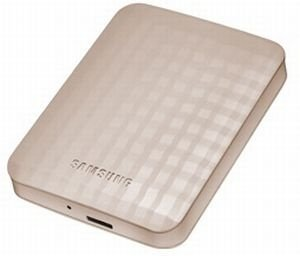 Samsung HX-M750UAE/G Hard Disk Esterno da 750 GB, Beige