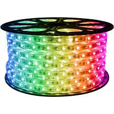 Ever Forever Waterproof Flexible SMD LED Strip Light/Rope Light in Multi Color with Multi Functions for Birthday, Festival, Wedding, Party Outdoor Indoor Decoration for Home, Garden (25METER)
