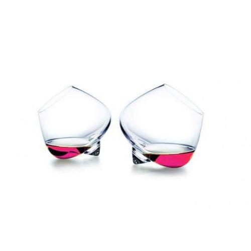 Normann Copenhagen 120950 Set 2 Bicchieri per Liquore, Diametro 8,5 cm, 15 cl