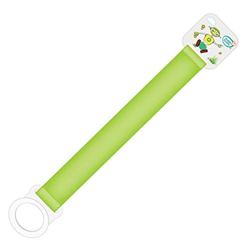 Buddsbuddy BB7038 Premium Pacifier Clip (Green)