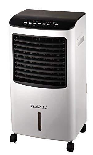 Ventilatore Raffrescatore ionizzatore ed Umidificatore Purificatore Aria TIMER serbatoio 8L