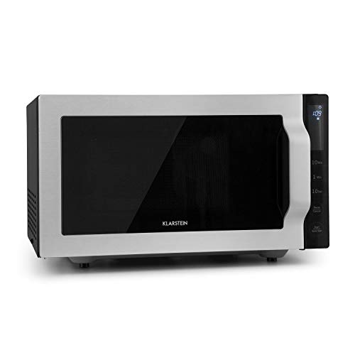 Klarstein Brilliance Roomy • Forno a Microonde • Microonde 2 in 1 • Combinazione Microonde +...