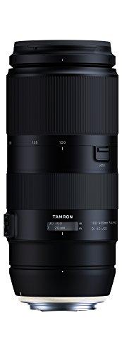 Objetivo Tamron 100-400mm F/4.5-6.3 Di VC y Ultrasonic Silent Drive para Canon