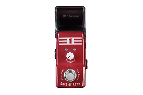 JOYO JF-324 Gate of Kahn Noise Gate Guitar Effects