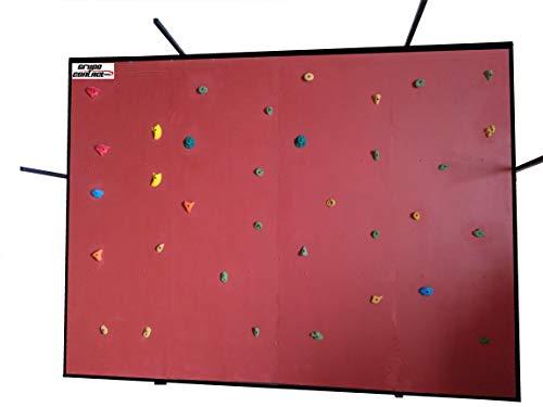 Grupo Contact Rocodromo Indoor Desmontable, 4 x 3 (Alto) m.
