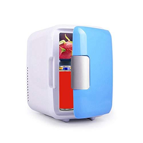 leegoal Mini frigo frigoriferi e Congelatore,12V/4L Frigorifero Piccolo Portatile da Camera,...
