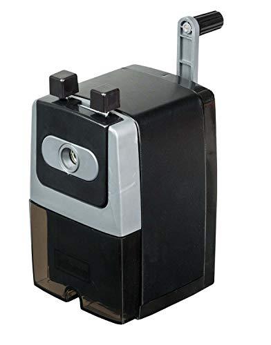 Idena 520105 - Bleistift-Spitzmaschine, schwarz, 1 Stück
