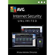 AVG Internet Security 2018 Unlimited 2 year (download software link and Activation key) via Amazon Message, Delivery on same day. Unlimited 2 year