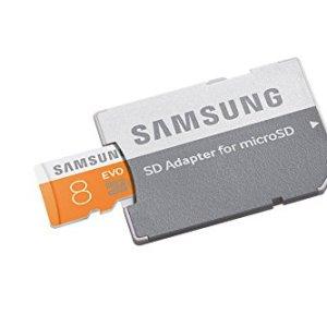 31Bts%2Bczi1L - Samsung Evo - Tarjeta de memoria Micro SDHC (UHS-I, Grade 1, Clase 10)