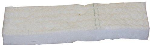 ceramic wool sponge 30x10x3cm bioethanol fire firplace firebox safety burns long