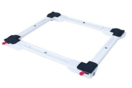 Masidef Te40 Carrello a Telaio Estensibile Sposta Tutto, ideale per mobili ed elettrodomestici come...