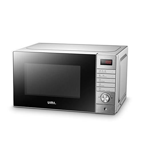 UMI Mikrowellen-Grill aus Edelstahl XD-A, 700W
