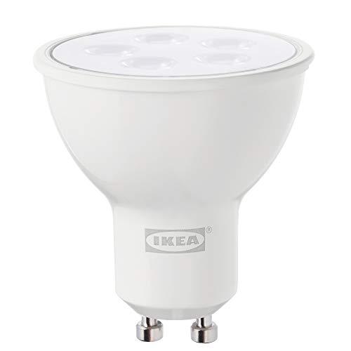 Ikea Tradfri Gu10 400 Lumen Dimmable Smart Led Bulb 2700k