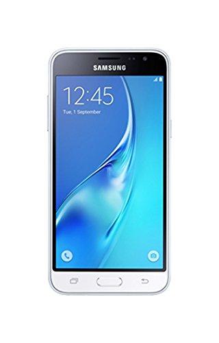 Samsung Galaxy J3 SIM-Free Smartphone - White