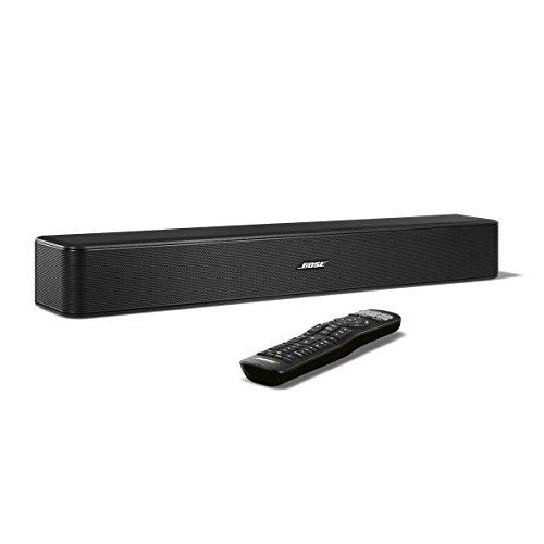 Bose® Solo 5 - Barra de sonido para televisores, negro