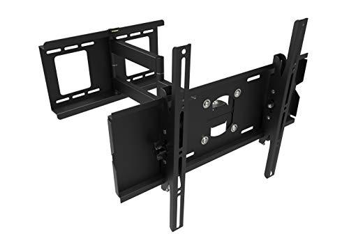 RICOO Supporto da parete per TV Montaggio R03 Staffa per televisore piatto inclinabile girevole...