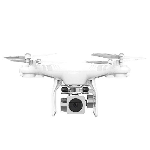 Cewaal Drone per principianti Fpv Training Quadcopter con videocamera HD equipaggiata con motore...