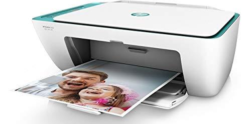HP DeskJet 2623 All-in-One Wireless Colour Inkjet Printer (White)