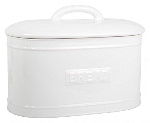 IB Laursen Brotbox oval Weiss