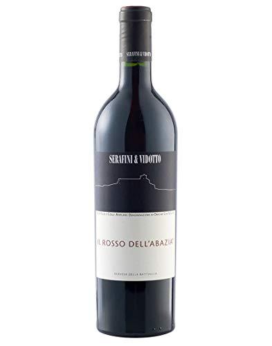 Montello Colli Asolani DOC Il Rosso Dell'Abazia Serafini & Vidotto 2015 0,75 L
