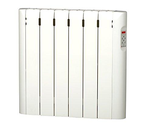 Haverland RC6E - Emisor térmico digital fluido con programación semanal, 750 W