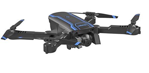 AKASO A300 Drone portatile con doppia camera Quadricottero pieghevole Live Video con 1080P HD con la...