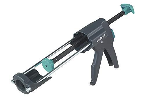 wolfcraft 1 MG 600 PRO meschanische Kartuschenpresse 4356000   Kartuschenpistole in Profi-Ausführung mit besonders hohem Anpressdruck   Für 310 ml Kartuschen geeignet