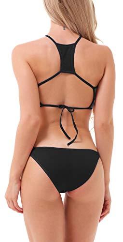 Lola Dola Padded Polyamide Embellished Women Bikini Bra Panty Lingerie Set 7