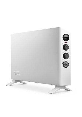 De'Longhi HSX3320FTS Slim Style Convettore Elettrico, Bianco