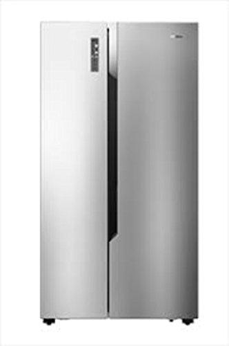 Hisense FSN516A30C Freestanding 516L A++ Stainless steel side-by-side refrigerator - Side-By-Side...