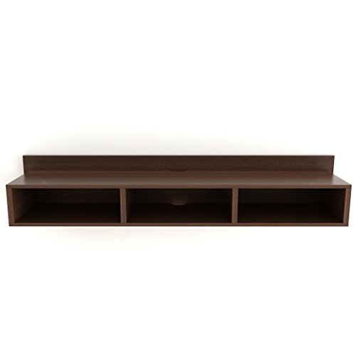 25556fdd6b9 Wudville Coober TV Entertainment Unit Table with Set Top Box Stand ...