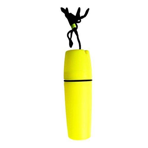 Sharplace Große Wasserdichte Behälter Wasserdicht Kapsel Wassersport im Freien Aufbewahrungsbox Aufbewahrungs- Dose für Tauchen Schnorcheln Kajak Kanu Sport