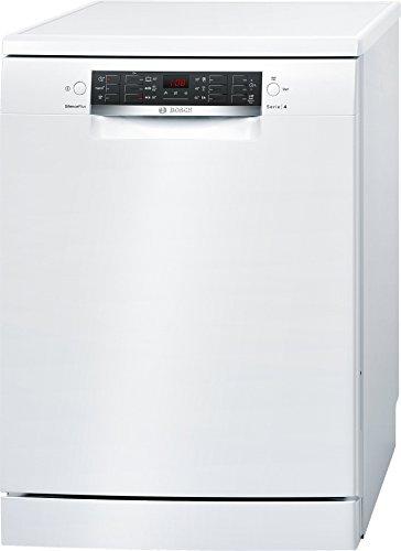 Bosch SMS46CW01E Serie 4 Unterbaugeschirrspüler / A+++ / 234 kWh/Jahr / 2660 L/jahr / VarioSpeed Plu