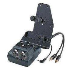 Canon MA-100 - Micrófono externo para videocámara Canon XL1/XL 1s, negro
