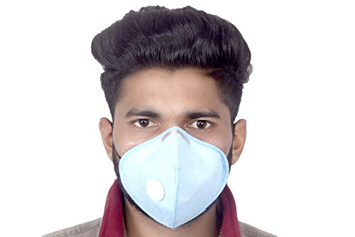 Advind Healthcare Anti Allergy N95 Mask (Blue)