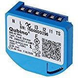 Qubino Flush Dimmer Flush-mounted EU Z-Wave Micro Module plus - Pack of 1 ZMNHDD1