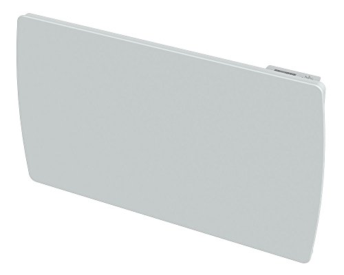 Cayenne 49606 Radiateur A Inertie Ceramique Verre Lcd 1500 W Blanc
