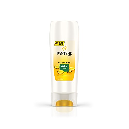 Pantene Silky Smooth Care Conditioner, 75ml