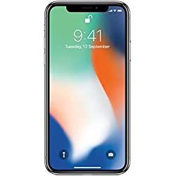 Apple iPhone X (64GB) - Silver