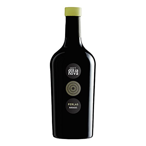 6 x 0.75 - Perlas Nuragus di Cagliari - Cantina di Dolianova. Vino bianco rappresentativo del sud Sardegna. Il Nuragus è un'uva bizzarra, autoctona e difficilmente domabile