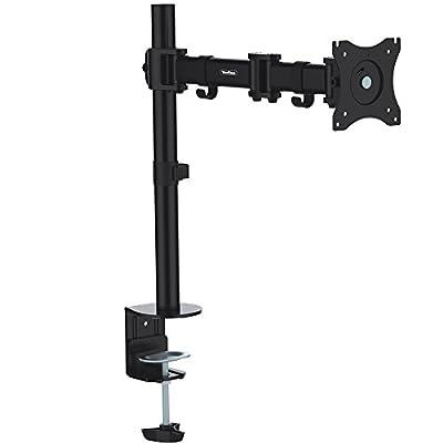 VonHaus Single Arm Monitor Desk Mount