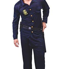 Guirca 80180 - Policia Adulto Talla L 52-54