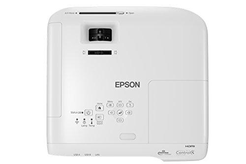 """Epson EB-2247U vidéo-projecteur - Vidéo-projecteurs (4200 ANSI lumens, 3LCD, 1080p (1920x1080), 16:10, 762 - 7620 mm (30 - 300""""), 1,5 - 8,9 ... 26"""