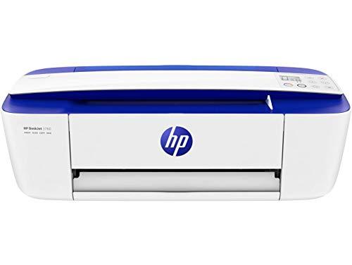 HP DeskJet 3760 T8X19B Stampante Multifunzione a Getto di Inchiostro, Stampa, Scannerizza,...